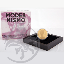The Modernism (Gold Proof)